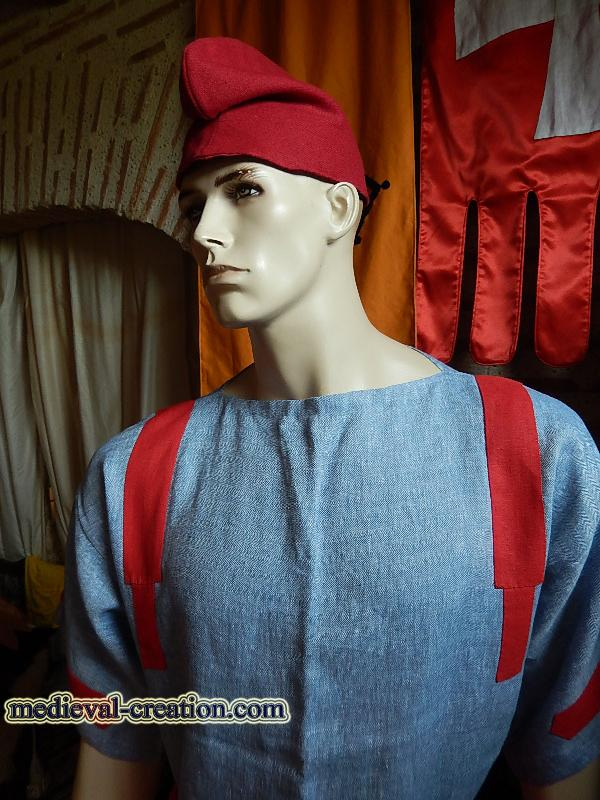 meilleur différemment économiser jusqu'à 80% Créations Médiévales costume Bonnet phrygien mithraïque Laine